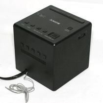 Radio Relógio ALERME Despertador Soneca FM Sony Icf-C1 Digital 110v -