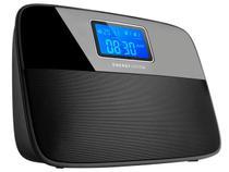 Rádio Relógio AM/FM/MP3 LCD Entrada USB   - Despertador Estéreo - Energy Sistem 400 Time Music