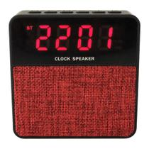 Rádio Relógio Bluetooh Clock Speaker N214864-6-Ztg -