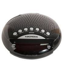 Rádio Relógio com AM/FM. Alarme e Função Soneca Mondial Sleep Star III RR-03 -
