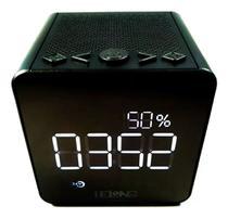 Rádio Relógio Despertador Digital Bluetooth/Aux/Sd LE-673 - Lelong