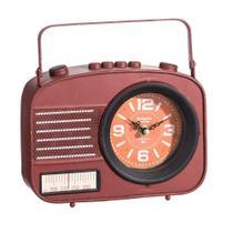 Radio Relogio Vintage - Jemima Casa