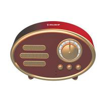Radio speaker retro vintage goldship cx-1488 -