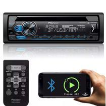 Radio Usb Mp3 Cd Player Pioneer Deh S4280bt Bluetooth -