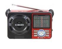 Radio x-bass fm/am les-1088a lehmox -