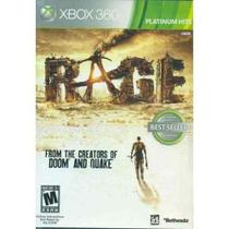 Rage From The Creators Of Doom And Quake - Xbox360 - Bethesda softworks