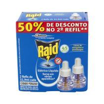 Raid 45 Noites Liquido Refil -