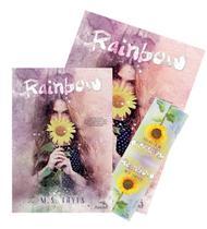 Rainbow - Acompanha Pôster e Marcador de Página Magnético - Pandorga