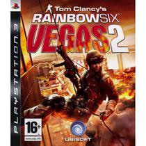Rainbown Six Vegas 2 - PS3 - Ubisoft