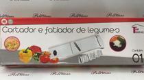 Ralador Cortador Fatiador De Legumes Multifuncional - Top House