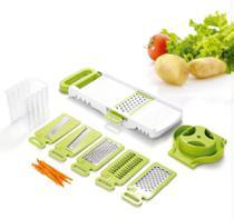 Ralador De Alimentos 6 Em 1 Descascador de Legumes Verduras - Kitchen
