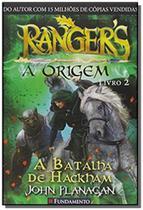 Rangers - a origem 2 - a batalha de hackham - Fundamento lv