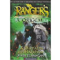 Rangers - A Origem - Fundamento