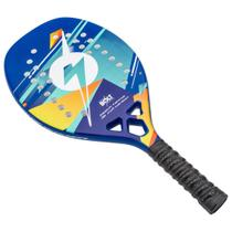 Raquete de Beach Tennis Lightning Bolt  3k Full Carbon - Lightining Bolt