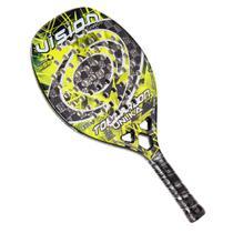 Raquete de Beach Tennis Vision Top Carbon Uni.Ka 2020 -