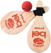 Raquete De Praia Infantil - Frescobol - Bel Sports -