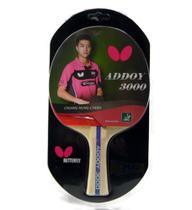 Raquete Tênis de Mesa Addoy 3000 BUTTERFLY -