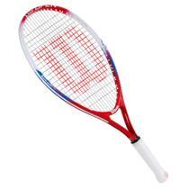 Raquete Wilson US Open 23 Infantil New 62b90a068007a