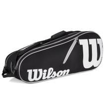 Raqueteira Wilson ESP Advantage II X6 Preta -