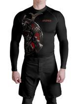 Rash Guard Men Samurai Armor Atlética - Atlética Esportes