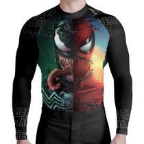 Rash Guard MMA Venom e Homem Aranha ATL - Atlética Esportes