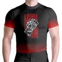 Rash Muay Thay Térmica Proteção Uv ATL - Atlética Esportes