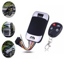 Rastreador Bloqueador Coban Gps Veicular Tk-303g Carro Moto -