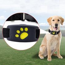 Rastreador Cachorro Gato Gps Satelite Coleira Pet Anti Fuga - Zawa