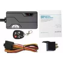 Rastreador Gps Veicular Bloqueador Tk-311c Carro Moto Alarme - Não Informada
