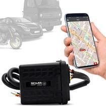 Rastreador Veicular Universal Bloqueador Prova D'Água Shutt + APP Essential Android e IOS -