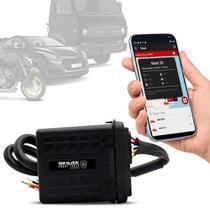 Rastreador Veicular Universal Bloqueador Prova D'Água Shutt + APP Master Android e IOS -