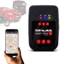 Rastreador Veicular Universal Portátil Carro Moto Caminhão Bagagens Objetos Android iOS Shutt Plus+ -