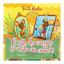Rato Do Campo E O Rato Da Cidade - Salamandra