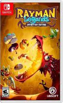 Rayman Legends Definitive Edition Switch Midia Fisica -