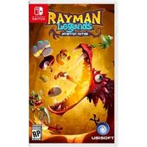 Rayman legends definitive edition - switch - Nintendo