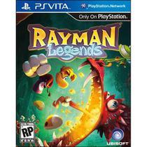 Rayman Legends Game Infantil Para Ps Vita Ubisoft -
