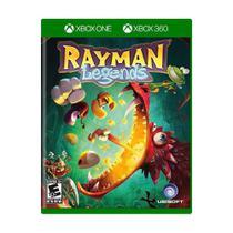 Rayman Legends Jogo Xbox 360 - Ubisoft