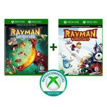 Rayman Legends + Rayman Origins - Xbox One / Xbox 360 - Ubisoft
