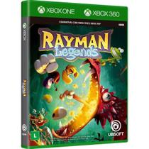 Rayman Legends Xbox One e 360 - Microsoft