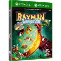 Rayman Legends Xbox One e 360 - Microsoft -