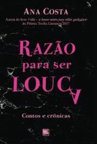 Razão para ser louca - Scortecci Editora -