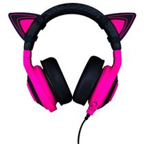Razer Kitty Ears Para Kraken - Neon Purple -