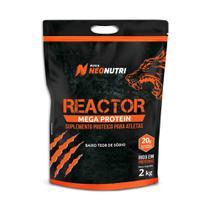 Reactor Mega Protein 2Kg Neonutri  - Proteina -