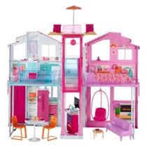 Real Super Casa 3 Andares Da Barbie - Mattel