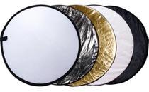 Rebatedor Circular 110cm 5-1 Equifoto Fgb-51 Dobrável -