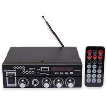 Receiver Amplificador Soundvoice 60 Watts Rc01bt -
