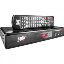 Receptor Anadigi e HD Satélite e Conversor Integrado BS9500 PT BEDINSAT -