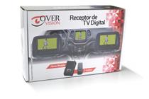 Receptor Antena Tv Digital Automotivo Kit P Carro - Overvision