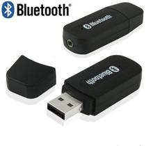 Receptor Bluetooth Áudio Stereo 2.1 Usb P2 Adaptador Músicas - Lx