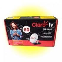 Receptor Claro Pré Pago em HD - Visiontec -